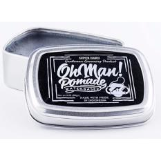 Toko Pomade Oh Man Mystic Grey Waterbased 85 Gram Oh Man Indonesia