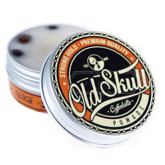 Review Pomade Oldskull Strong Hold Coffelate Oldskull Pomade