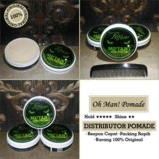 Spesifikasi Pomade Ritjhson Ice Mutant Oil Based Free Sisir Waterbased Ritjhson Terbaru