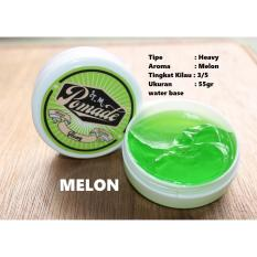 Model Pomade T M Water Base Heavy Melon Terbaru