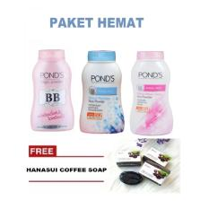 Pond S Pond S Angel Face Natural Mattifying Face Powder Uv Protection Biru Ponds Magic Powder Angel Face Pink Ponds Bb Magic Powder Double Uv Protection Paket Hemat Isi 3 Gratis Hanasui Coffee Soap 1 Pcs Diskon Akhir Tahun