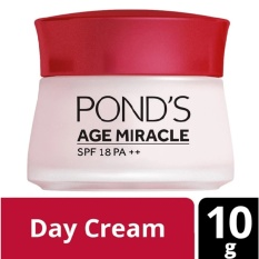 Pond's Age Miracle Day Cream SPF 18 10G