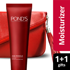 Model Pond S Age Miracle Intensive Winkle Correcting Cream 50G Free Pouch Terbaru