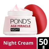 Jual Beli Pond S Age Miracle Night Cream 50G Di Jawa Barat