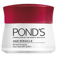 Jual Ponds Age Miracle Wrinkle Corrector Day Cream Spf18 50G Pond S Murah