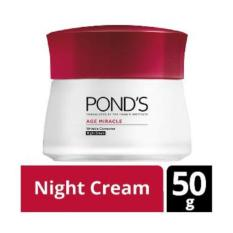 Ponds Age Miracle Wrinkle Corrector Night Cream 50Gr Pond S Diskon