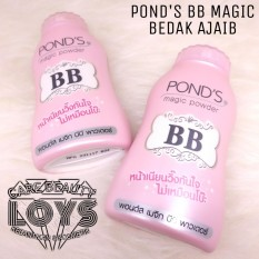 Ponds Magic Powder BB ORIGINAL / Pond's BB Bedak Tabur