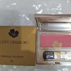 Beli Poppy Dharsono Perfecting Color Blush 03 Cerise Pearl Murah Di Indonesia
