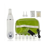 Spesifikasi Portable Digital Diamond Microdermabrasion Pen Vacuum Massagefunction Intl Yg Baik
