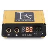Jual Portable Mini Digital Tato Power Supply Untuk Kaki Pedal Switch Tiga Pin Us Plug Emas Intl Baru