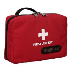 Portabel perjalanan berkemah rumah kolam kosong hidup darurat medis pertolongan pertama Kit tas pinggang tas kantong tas tangan merah - Internasional