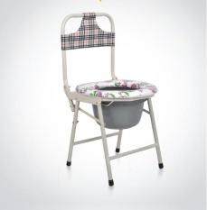 Potty Kursi dengan untuk Yang Lama Pasien Mobile Toilet untuk Dewasa Wanita Hamil Toilet Bergabung Kursi untuk Orang Cacat- INTL