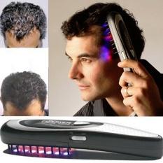 Power Laser Pertumbuhan Rambut Sisir Sisir Rambut Tumbuh Laser Rambut Rontok Terapi Sisir Pertumbuhan Kembali Perangkat Mesin Ozon Inframerah Massager- INTL
