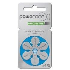 Powerone - Baterai Alat Bantu Dengar Powersonic dan Powertone