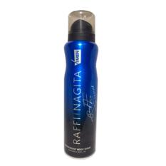 Premium Raffi Nagita Deodorant Body Spray - Biru