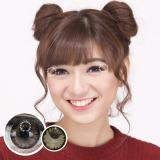 Review Pada Pretty Doll Little Chimmer Brown Softlens Minus 00 Normal Gratis Lenscase