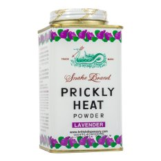 Prickly Heat Powder Lavender 150gr By Watsons.