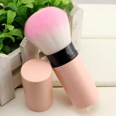 Toko Pro Kuas Makeup Kosmetik Alat Make Up Kuas Powerful Brush Kabuki Brush Pink Intl Oem Online