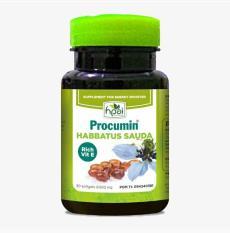 Dapatkan Segera Procumin Habbatussauda Herbal Hpai Kaya Akan Vitamin E