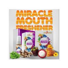Harga Produk Kesehatan Mouth Miracle Freshener Yang Bagus