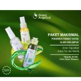 Beli Barang Produk Rambut Atasi Kebotakan Parah Green Angelica Paket Lengkap Penumbuh Rambut Ori Online