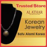 Beli Promo Al Athar Kalung Kesehatan Tasbih Black Jade Al Athar