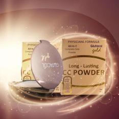 Toko Promo Bedak Glutacol Gold Cc Powder Keren Online Di Dki Jakarta