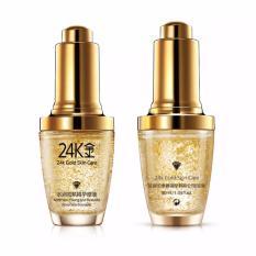 Promo Bioaqua Serum Wajah Emas 24K Gold Essence Skin Care Universal Murah Di Dki Jakarta