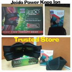 Obral Promo Jeido Power Knee Ion Bonus 1 Power Wrist Murah