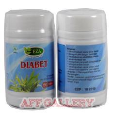 Spesifikasi Promo Kapsul Diabet Eza Obat Diabetes Bagus Beserta Harganya