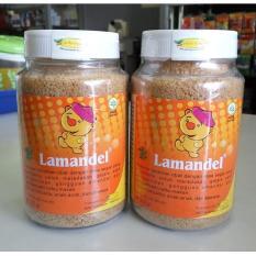 promo Lamandel 200 gram ( Kemasan Botol / Toples ) - Obat Amandel original