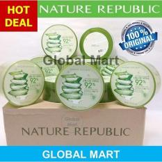 Jual Promo Nature Republic Soothing Moisture Aloe Vera Gel 300 Ml Pengiriman Cepat Nature Republic Branded