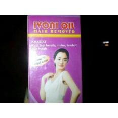Toko Promo Obat Perontok Penghilang Bulu Permanen Ivoni Oil Hair Remover Ivoni Oil Online