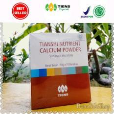 Spek Promo Peninggi Terbaik Tiens Nutrient Hight Calcium Powder Bonafideshop Tiens