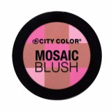 Review Toko Promo Pokiegold City Color Mosaic Blush