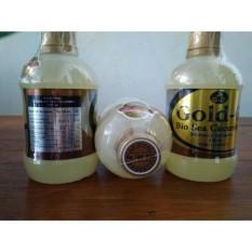 Harga Promo Terbatas Obat Herbal Alami Terbaik Vitiligo Bercak Putih Panu Kulit Belang Jelly Gamat Gold G Asli Original Original