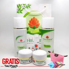 Jual Beli Promo Theraskin Normal Whitening Glowing Lanjutan Step 3 Paket Theraskin Lengkap Untuk Kulit Normal Extra Whitening Serum Skin White Gratis Pouch Kt 001 Di Jawa Barat