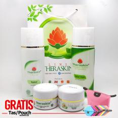 Jual Theraskin Flek Aha Step 4 Perawatan Flek Theraskin Tahap 4 With Km Daily Gratis Pouch Theraskin Branded