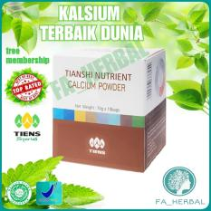 Harga Promo Tiens Nutrient Calcium Powder Kalsium Tianshi Susu Peninggi Yang Murah Dan Bagus