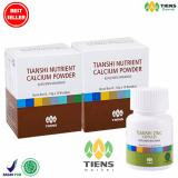 Beli Promo Tiens Paket Peninggi Badan 2 Box Nutrient High Calcium 1 Bottle Zinc 100 Herbal Tiens Market Yang Bagus