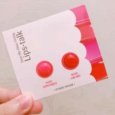 PROMO TOKO Etude House Dear My Glass Tinting Lips Talk Kosmetik