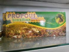 PROPOLIS Brazilian Nano Technology Original Kemasan Box Isi 7