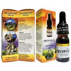 Toko Propolis Diamond Lite20 New Release 6Ml Paket 3 Botol Online