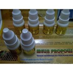Propolis Melia 7 Botol X 6 Ml Murah