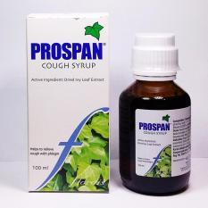 Delin Store - Prospan Cough Syrup 100 ml 1 Botol