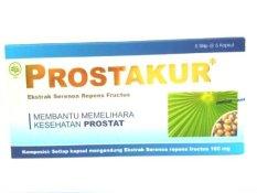 Cara Beli Prostakur Kapsul Untuk Memelihara Kesehatan Prostat 30 Kapsul