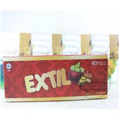 Spesifikasi Extilo Isi 40 Kapsul Online