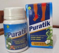 Puratik Herbal Insani Herbal Asam Urat