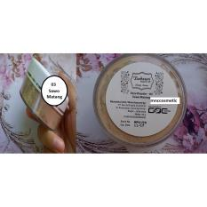 Purbasari Daily Series Face Powder Sawo Matang