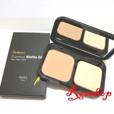 Purbasari Flawless Matte BB Two Way Cake - Natural